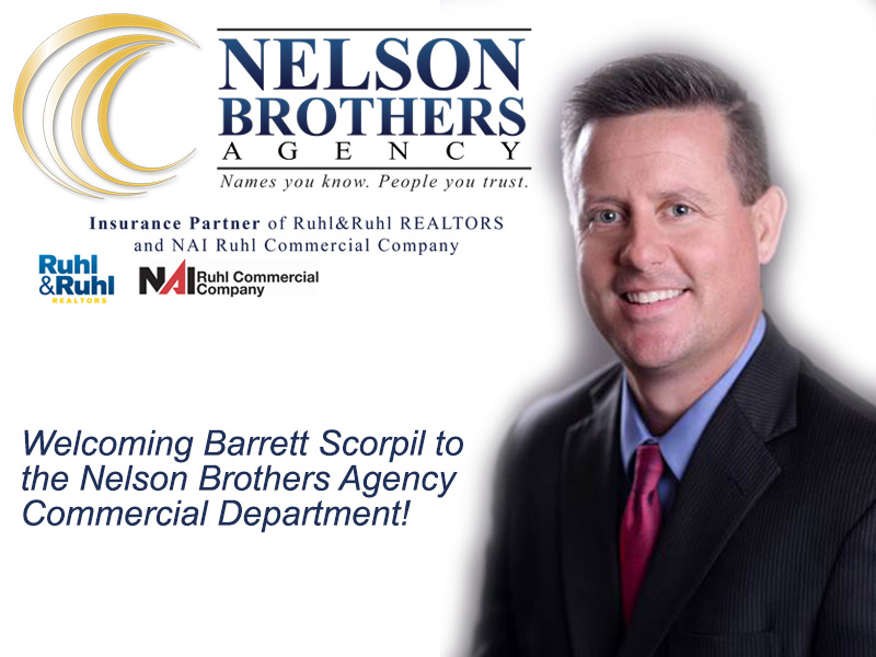 Nelson Brothers Agency Welcomes Barrett Scorpil To The Commercial